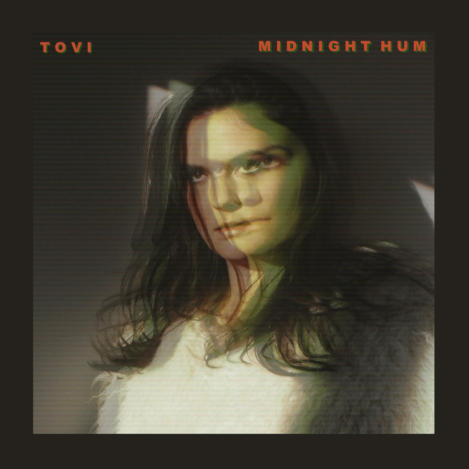 TOVI-Midnight Hum-ALBUM ART