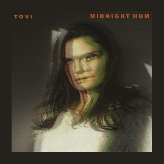 TOVI-Midnight Hum-ALBUM ART